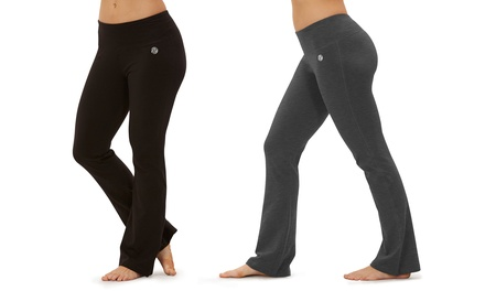 Bally Fitness Women's Tummy-Control Pants