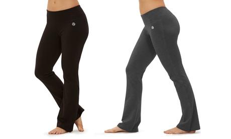 Bally Fitness Women's Tummy-Control Pants