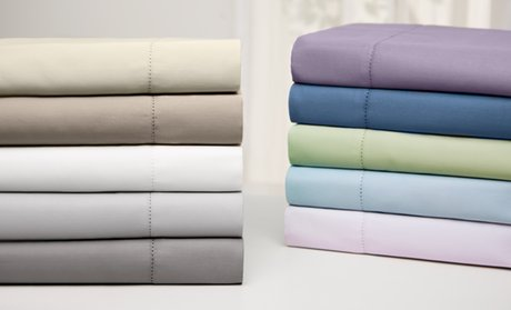 Clearance: Wexley Home 800TC Cotton-Rich Sheet Set
