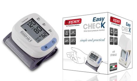 Monitor de presión arterial para la muñeca