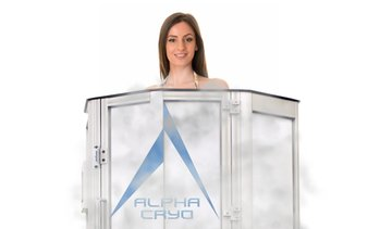 Up to 31% Off Cryotherapy Sessions at Alpha Cryo