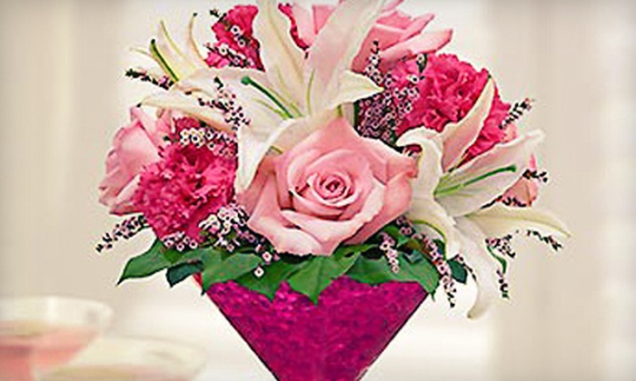 Flowers and Fancies - Baltimore: $34 for One of Six Cocktail-Inspired Flower Bouquets at Flowers & Fancies ($69 Value)