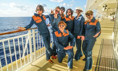 image for Yacht Rock Revue on Friday, September 14, at 8 p.m.