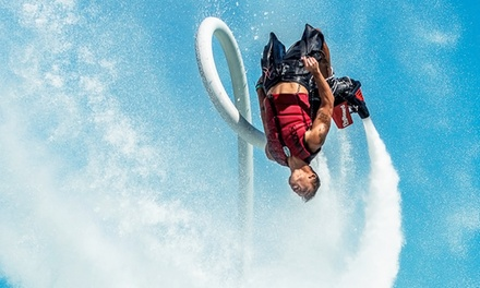 One-Hour Weekday or Weekend Flyboard Rental for Two at Nashville Flyboard (Up to 40% Off)
