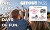 Up to 40% Off 12-Month Nebraska GetOutPass from GetOutPass