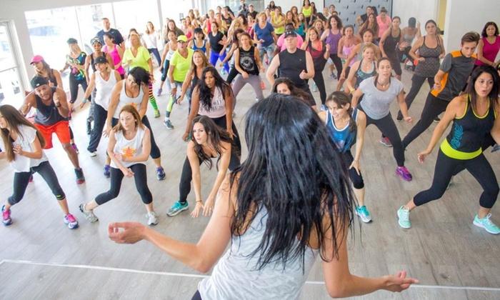 Loibel Fitness Dance Center - Northeast Boca Raton: Five Zumba Dance-Fitness Classes at Loibel Fitness Dance Center (48% Off)