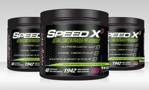 Speed X3 Pre-Workout Supplements