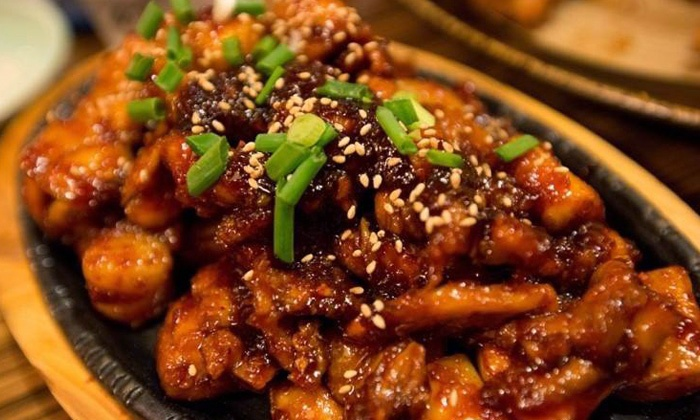 Lighthouse Tofu - Annandale: $12 for $20 Worth of Korean Food for Dinner at Lighthouse Tofu