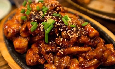 $12 for $20 Worth of Korean Food for Dinner at Lighthouse Tofu in Centreville