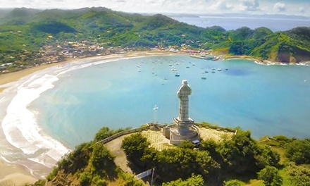 4-, 5-, or 6-Night Stay for Two at Hotel Alcazar in San Juan del Sur, Nicaragua. Combine Up to 12 Nights.