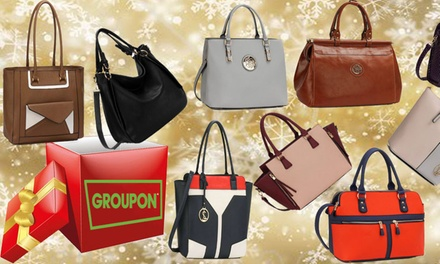 One (£9.95), Two (£19.85), or Three (£26) Mystery Deal Handbags (Up to 85% Off)
