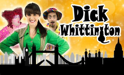 image for Dick Whittington Pantomime, 8–23 December at North West Theatre Arts Company (Up to 35% Off)
