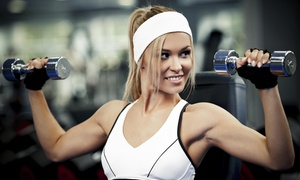 The XFit Pro: Up to 70% Off Unlimited Boot Camp & Kickboxing at The XFit Pro