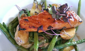 Humboldt Farm Fish Wine: $25 for $40 Worth of Food and Drink at Humboldt Farm Fish Wine