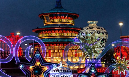 $49 for Single-Day Admission for Two to Lightup Fest ($59.98 Value).