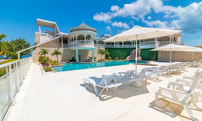 Travellers Beach Resort In Negril Wi