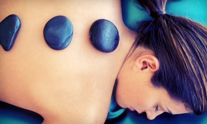 Align Chiropractic Day Spa - Spring Hill: 50-Minute Massage with Optional Body Polish at Align Chiropractic Day Spa (Up to 52% Off). Three Options Available.