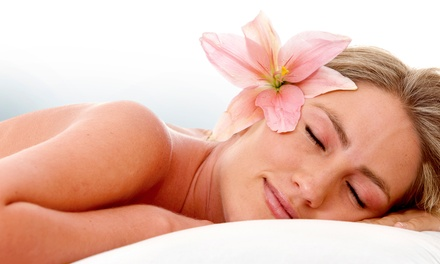 $72 for a Sauna Session, Body Scrub, and Facial or Massage at Rejuvenate Salon & Spa ($165 Value)