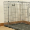 Small Two-Door Dog Kennel