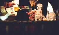 【最大40%OFF】女性も行きやすい雰囲気の店内で、こだわりのウィスキーを ≪ウィスキーテイスティング(15ml)3種+選べるおつまみ+...
