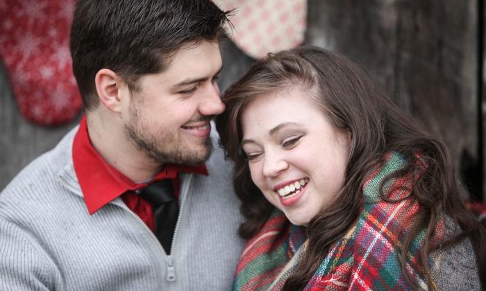 Pretty Pixels Photography - Lexington: 120-Minute Engagement Photo Shoot from Pretty Pixels Photography (70% Off)