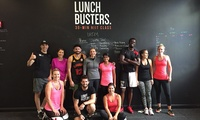 Lunch Buster HIIT Workout: Taster Session for One or Two, or Three or Five Sessions with Chris Heron – Shaping Change
