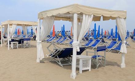Tirrenia: ingressi spiaggia a 13,90€euro