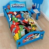 DC Comics Superfriends Toddler Bed