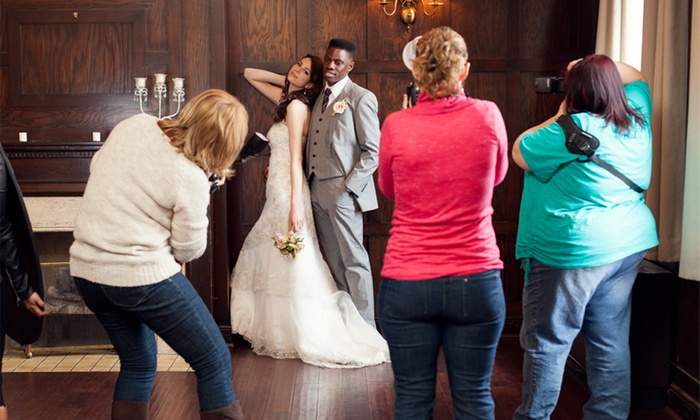 Crestina Photography - Kitchener: Wedding Photography or DSLR Camera Workshops at Crestina Photography (51% Off)