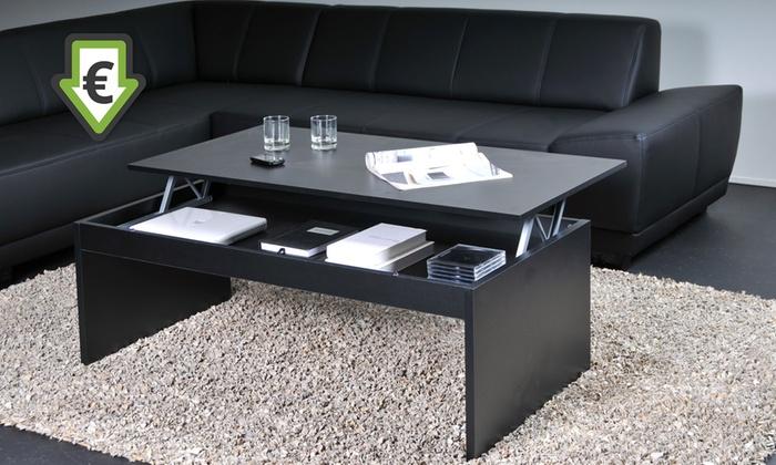 grande vente 273e8 d3650 Table basse relevable | Groupon Shopping