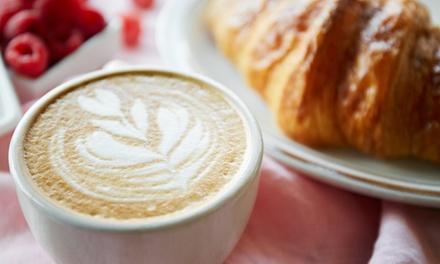 5 o 10 colazioni con caffè o cappuccio più cornetto e succo d'arancia a La spiga d'oro (sconto fino a 79%)