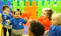 One-Week Kids Winter Camp, Morning or Afternoon Sessions at Chubby Cheeks Nursery, Seven Locations (Up to 67% Off)