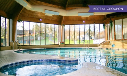 Perthshire: 2 or 3Night SelfCatering Cottage Stay with Spa Access for Four or Six People at 4* Moness Resort