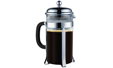 French Press Glass Coffee and Tea Maker b2b90232-4afe-11e7-a603-00259069d868