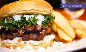 The Red Stag Tavern: Casual Pub Food for Two or Four at Red Stag Tavern (Up to 52% Off)