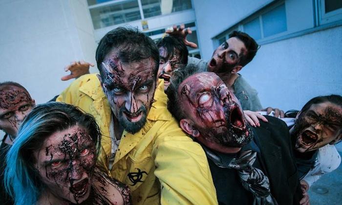 Entrada al Survival Zombie para 1 o 3 supervivientes desde 21 € en 11 localizaciones disponibles