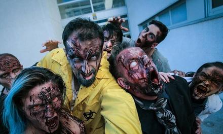 Entrada a Survival Zombie para 1, 2, 3 o 5 supervivientes el 30 de diciembre desde 25 € en Zahara de la Sierra