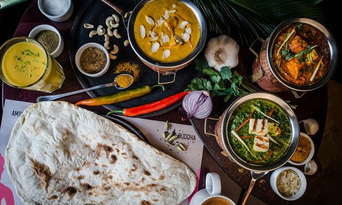 Smaki Indii W Buddha Lounge Buddha Lounge Restaurant Bar