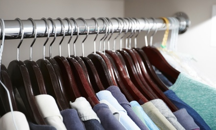 Up to AED 300 to Spend on Dry Cleaning and Laundry Services from MM Laundry (Up to 51% Off)
