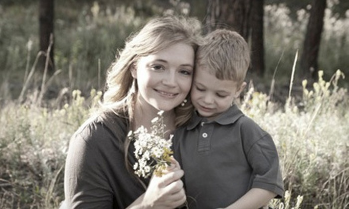 "Inspired Studios - Colorado Springs: $49 for a 30-Minute Photo Session and 11""x14"" Print from Inspired Studios in Falcon ($279 Value)"
