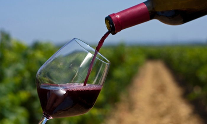 Leyden Farm & Winery - West Greenwich: Wine Tasting, Hayride, and Souvenir Wineglasses for Two or Four at Leyden Farm & Winery (Up to 53% Off)