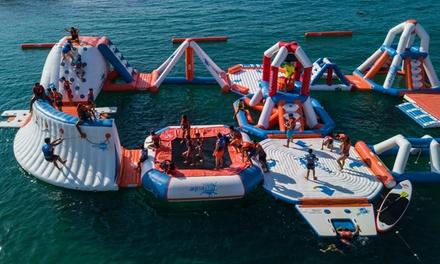 Acceso al parque acuático en Playa Cambrils con Water Games (hasta 29% de descuento)
