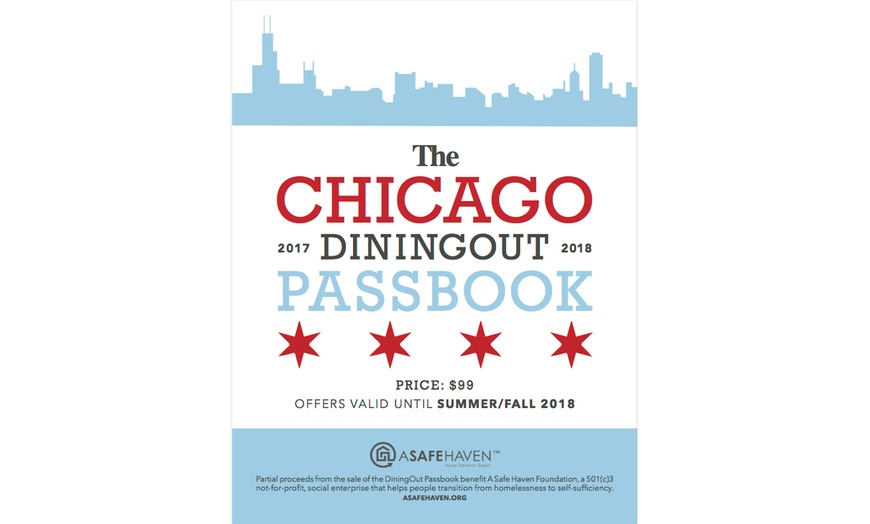 Dining Out Chicago Passbook Diningout Chicago Groupon