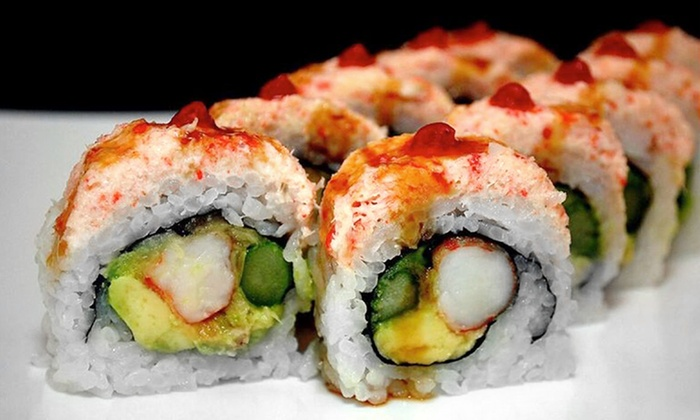 Genki Noodles & Sushi - Multiple Locations: Prix Fixe Dinner for Two or $8.50 for $14 Worth of Japanese Food for Lunch at Genki Noodles & Sushi