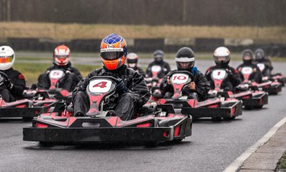 image for 30-Minute Pro Karting Experience at Three Sisters Circuit (35% Off)