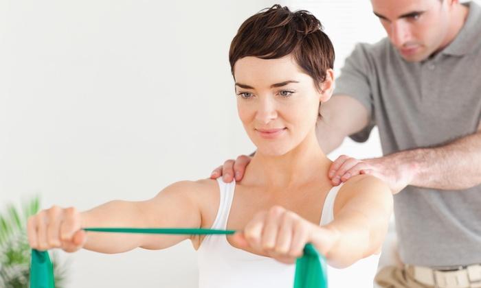 Klinika - Bathurst Manor: Up to 86% Off Physiotherapy & Chiropractic at Klinika