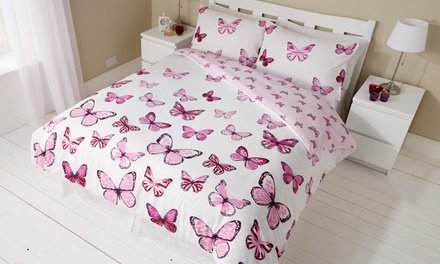 Pieridae Duvet Cover Set in Choice of Design