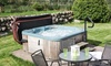 Meiklebob Holiday Cottages - Meiklebob Holiday: Dumfriesshire: 2- to 4-Night Cottage Stay with Hot Tub for Up to 10 People at 4* Meiklebob Holidays