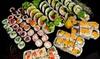 Zestawy sushi: 16-72 szt.