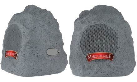 Margaritaville On the Rock Outdoor Portable Bluetooth Speaker (1- or 2-Pack)